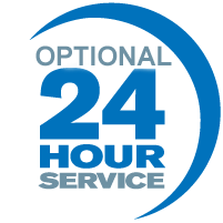Free 24 Hour Service
